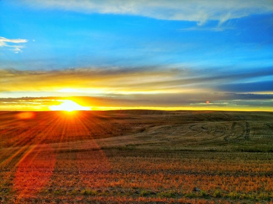 prairie-1542099_1280 sunset